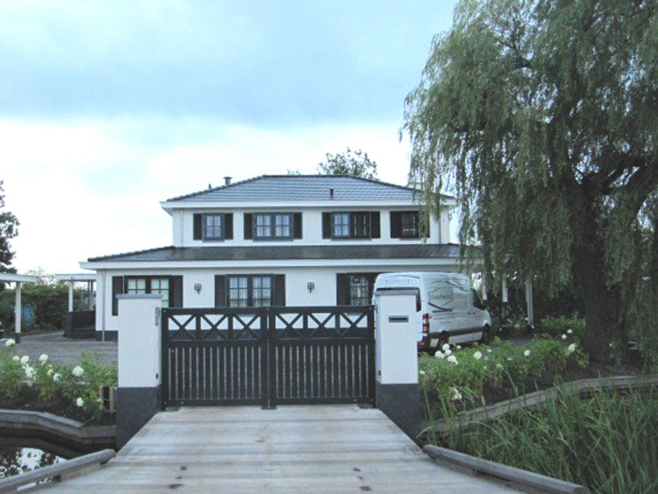 Farm Poorten plaatst haar poorten in heel Nederland en België.